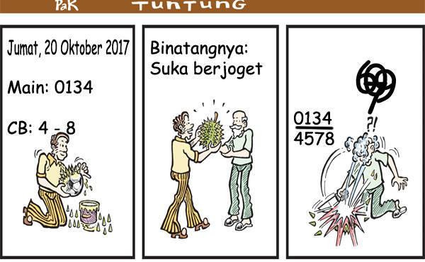 Prediksi Gambar Pak Tuntung Jumat 20 10 2017