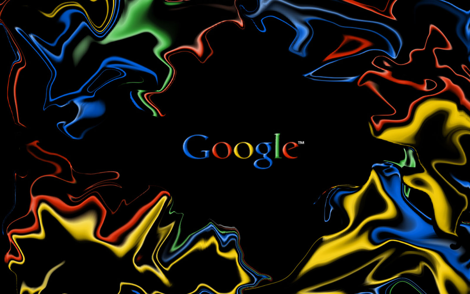 wallpapers: Black Google Wallpapers