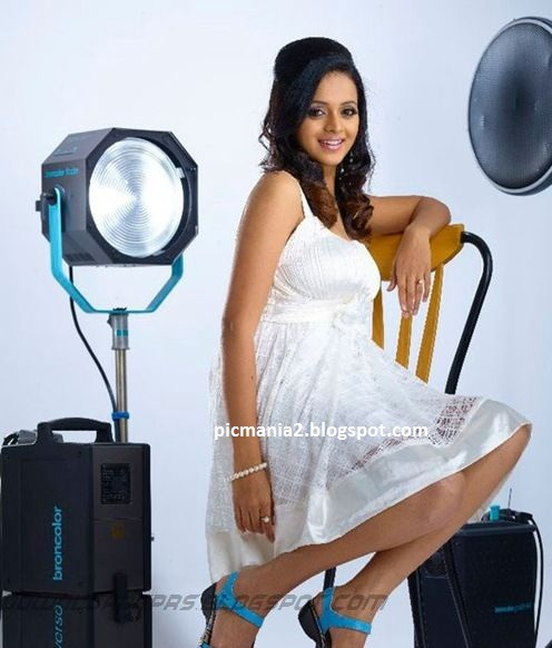 Bhavana  latest hot photoshoot gallery