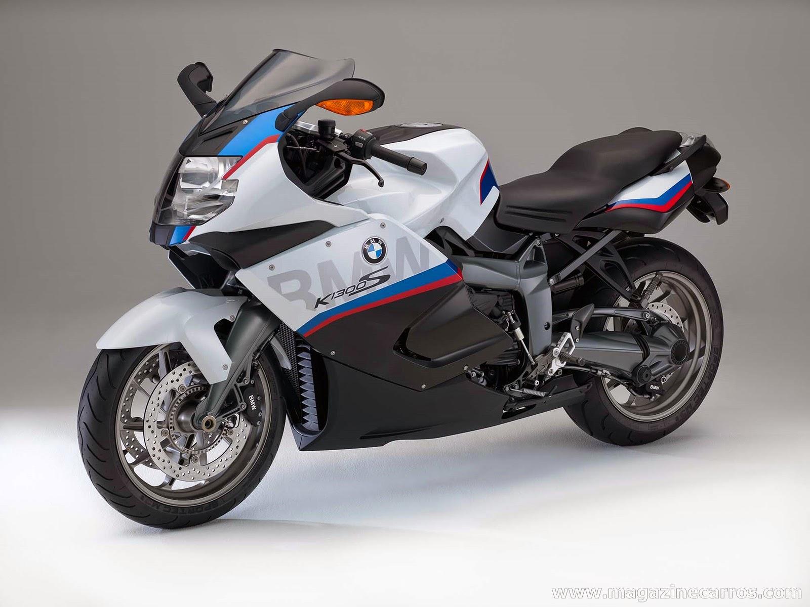 Nova BMW K 1300 S Motorsport 2015 - Uma marca já consagrada em relação a carros, que atualmente também vem chamando muito a atenção com sua linha de motocicletas