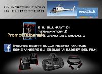 Immagine Vinci fantastici premi con Euronics e Terminator Genisys