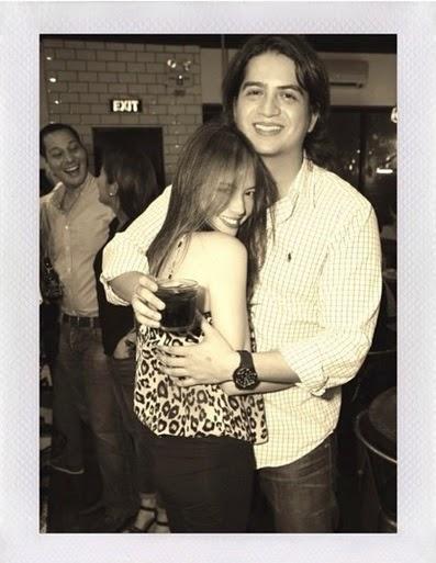 PHOTOS: Ellen Adarna and his 'lucky' boyfriend