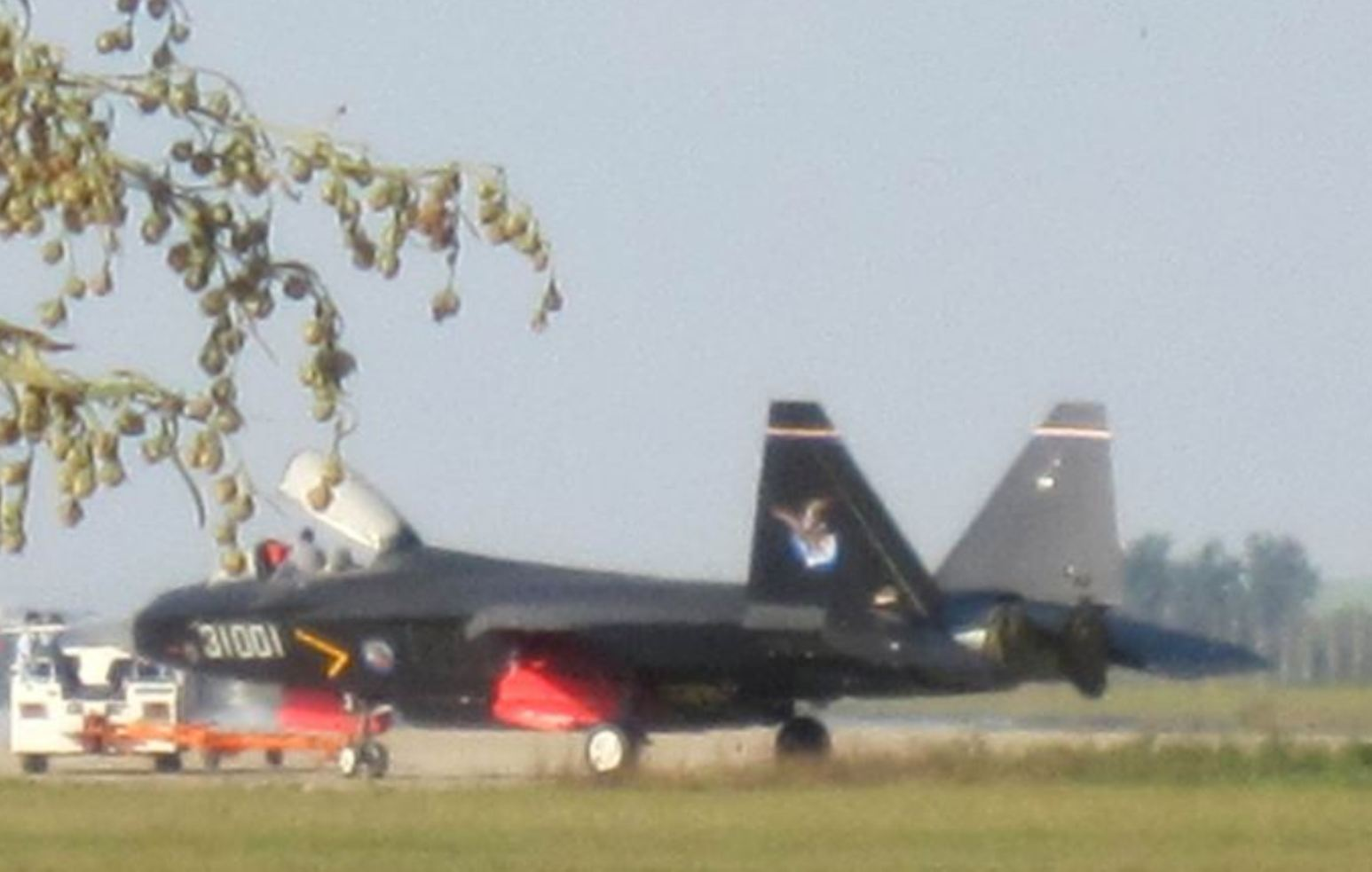 J 21 Chinese F-60/J-...