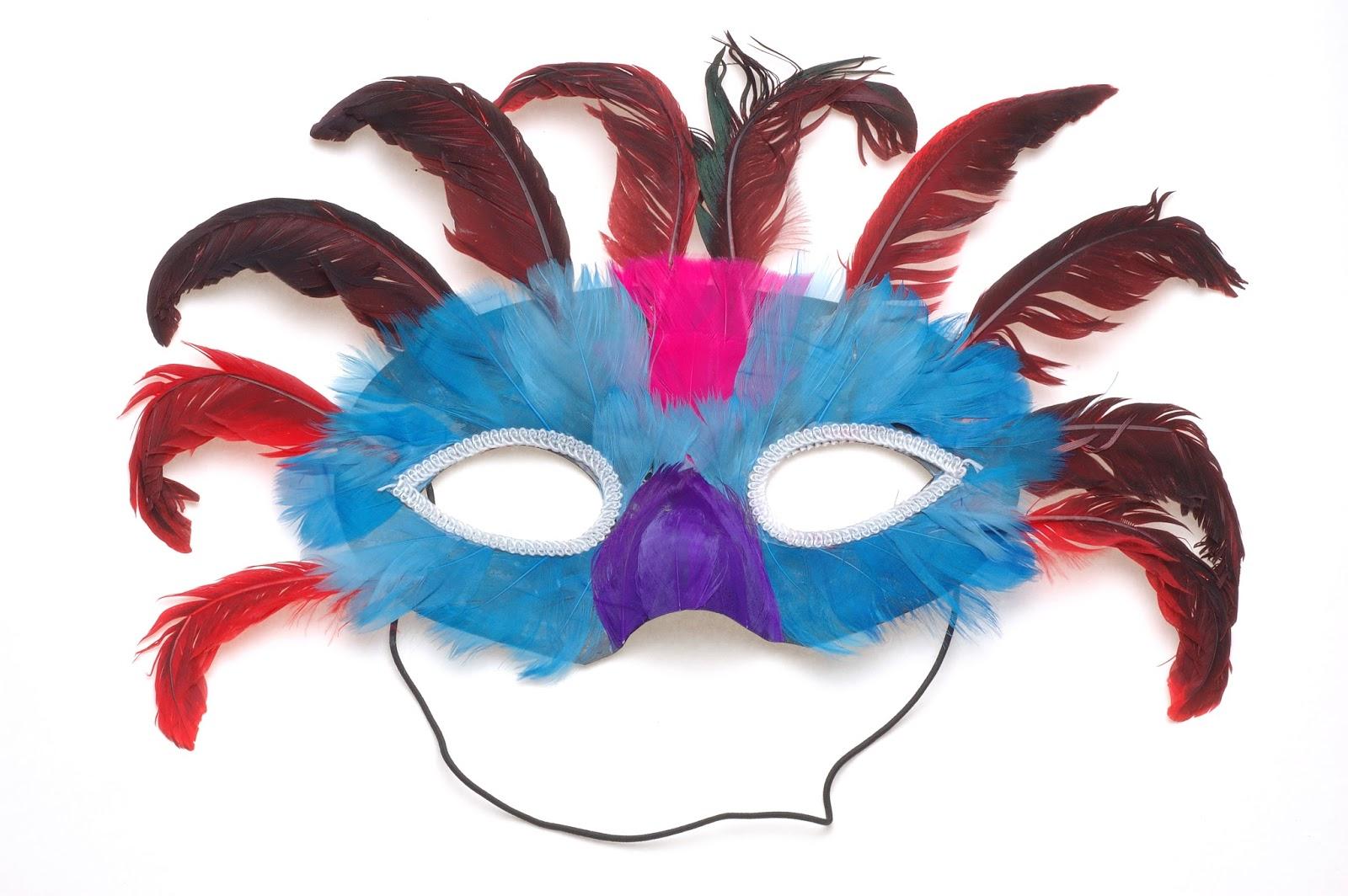 Как сделать маска маскарадную