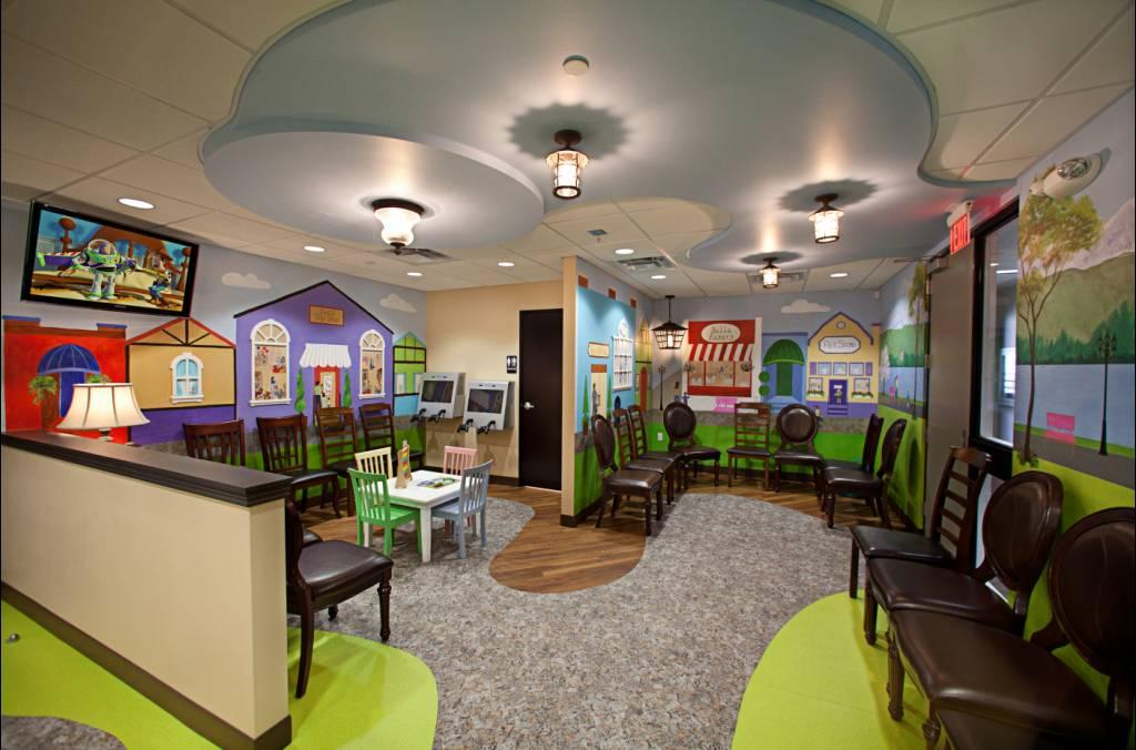 colin edward slais architect designer pediatric dental office just