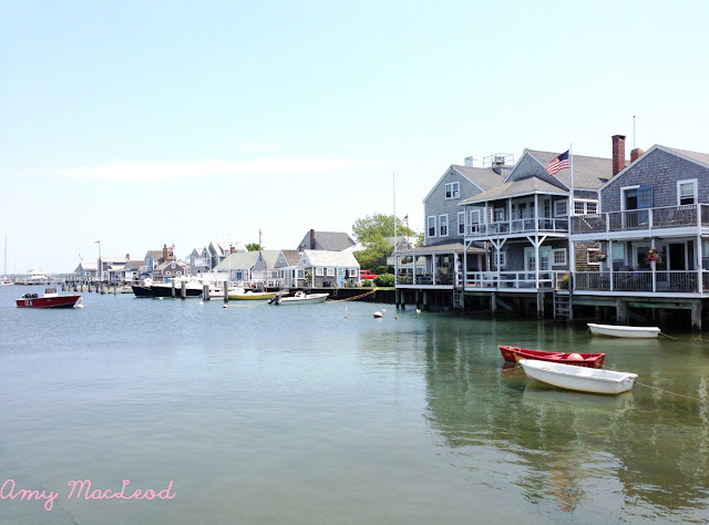 Nantucket Island observations