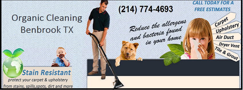 Carpet & Upholstery Cleaning Benbrook TX