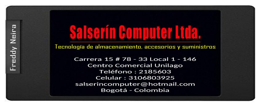 Salserin Computer Ltda.