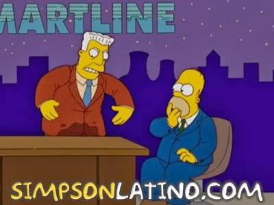 Los Simpson 18x22