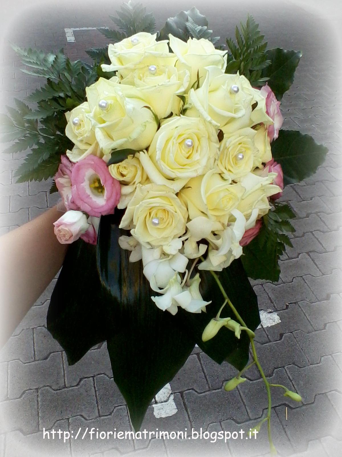 Emozioni fiori e matrimoni le mie ultime creazioni for Fiori di agosto