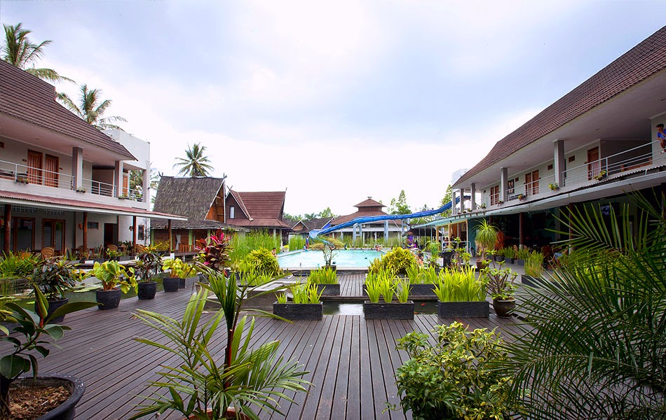 Hotel sabda alam Garut