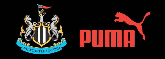 newcastle united puma