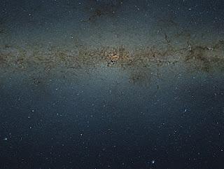 84 millions d'étoiles sur une photo