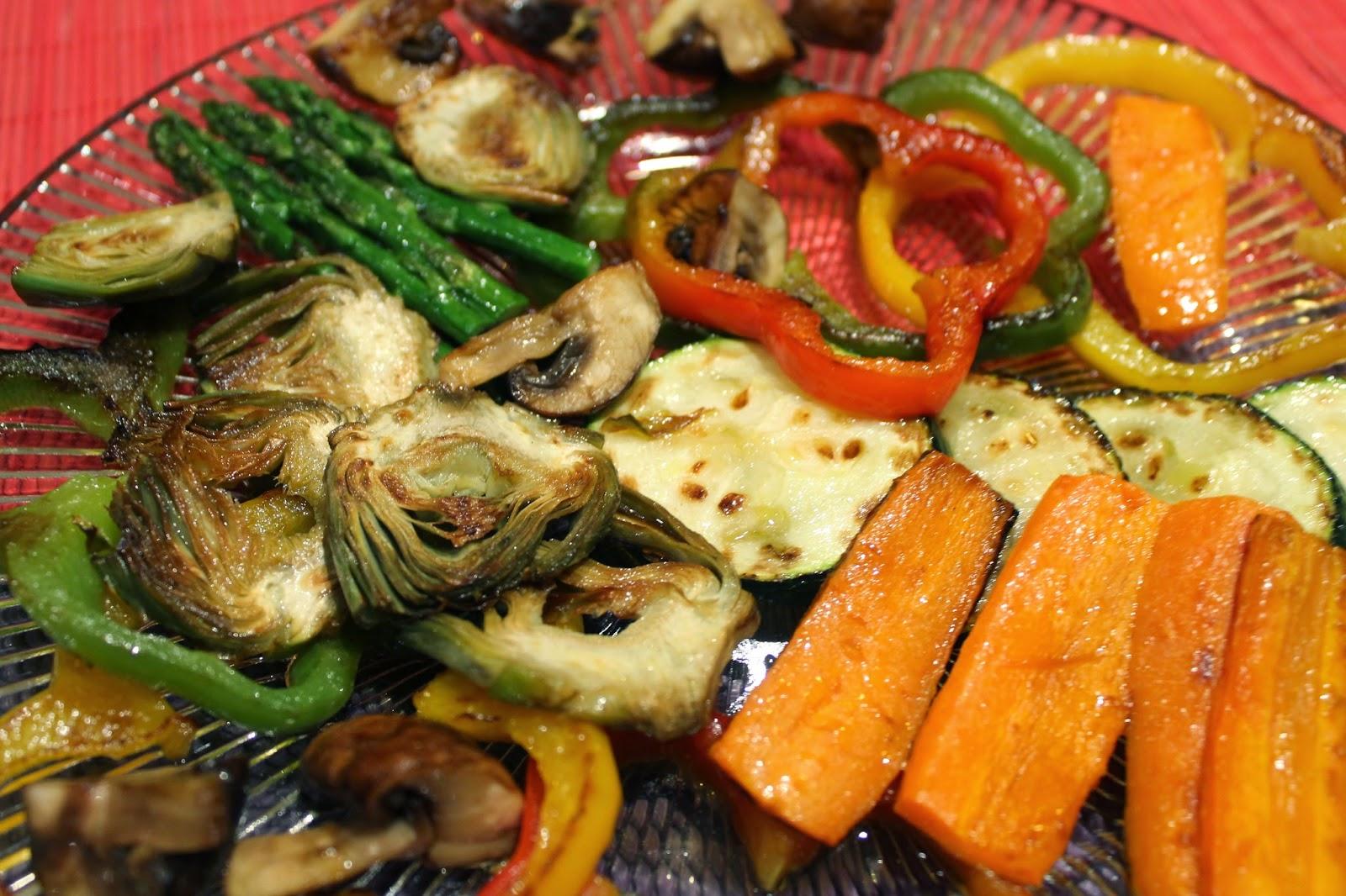 Pacocinartu verduras a la plancha con salsa de lim n y soja - Salsa para ternera a la plancha ...