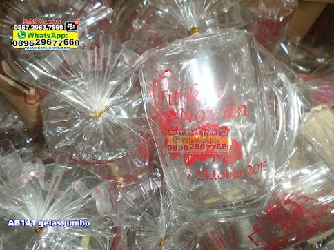 gelas jumbo AB141