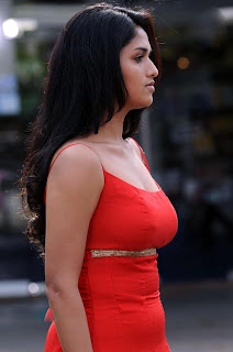 actress sunaina cleavage show pics