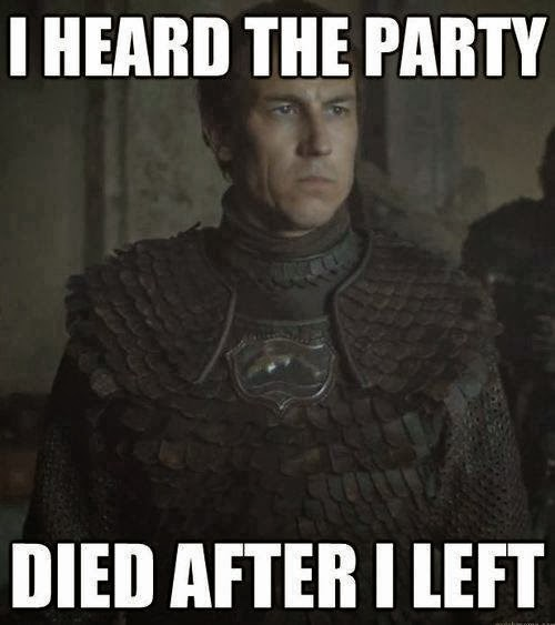lord bolton at red wedding game of thrones memes