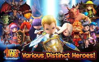 Game HELLO HERO