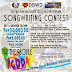 DSWD Bicol hosts songwriting contest on community-driven development