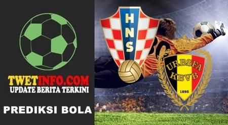 Prediksi Croatia U19 vs Belgium U19