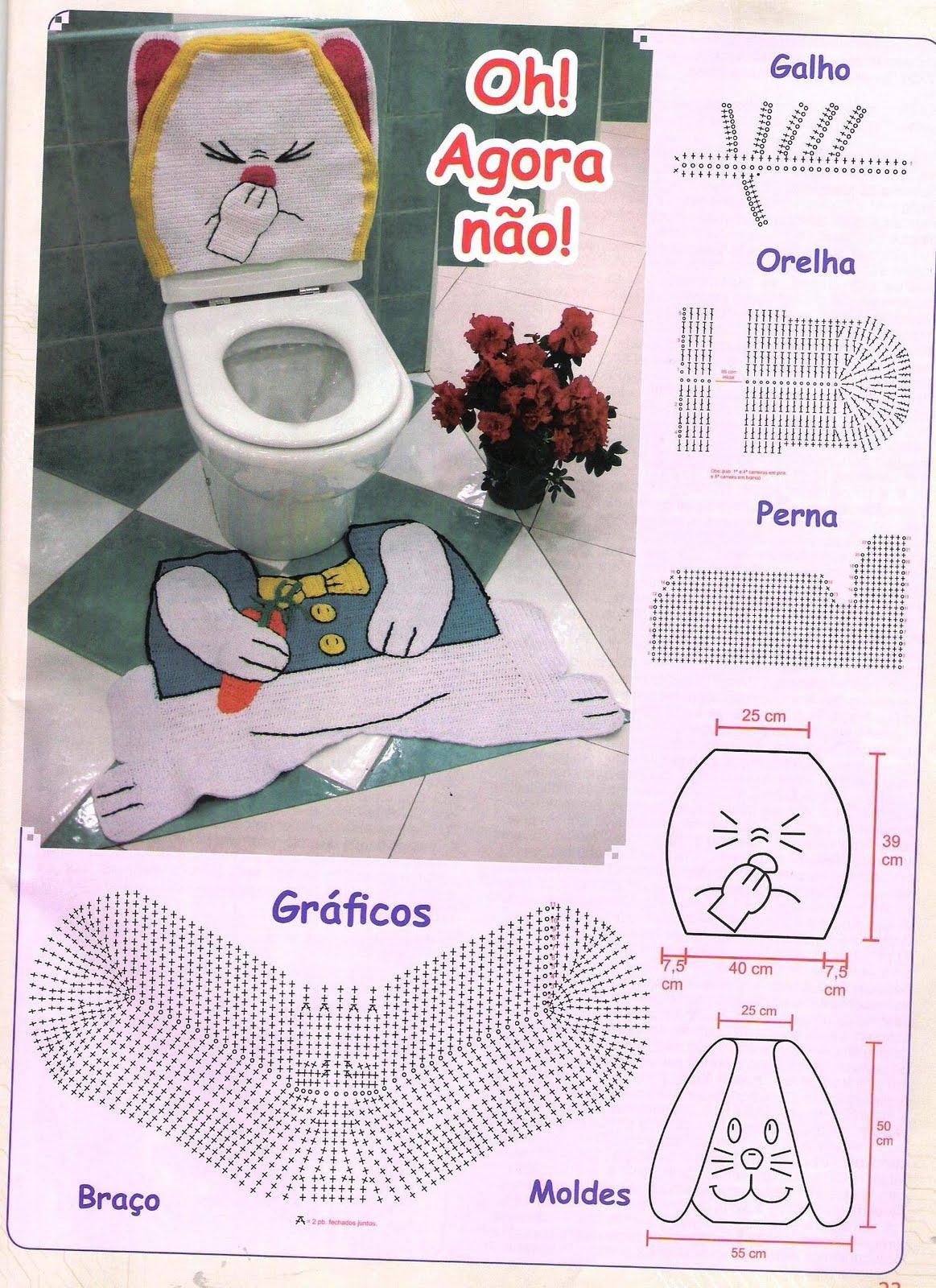 Gazebo das Artes: Jogo de banheiro #7C3335 1163 1600