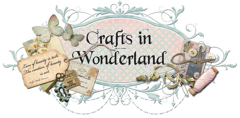Crafts in Wonderland