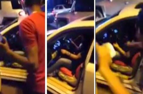 تسجيل أول حالة تحرش بفتاة تقود سيارة فى شوارع جدة