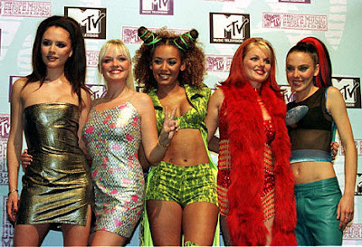 The Spice Girls - A Schoolboy Fantasy