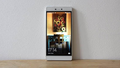 Best chinese smartphone Huawei p8 teaser