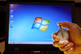 Booting cepat Windows 7