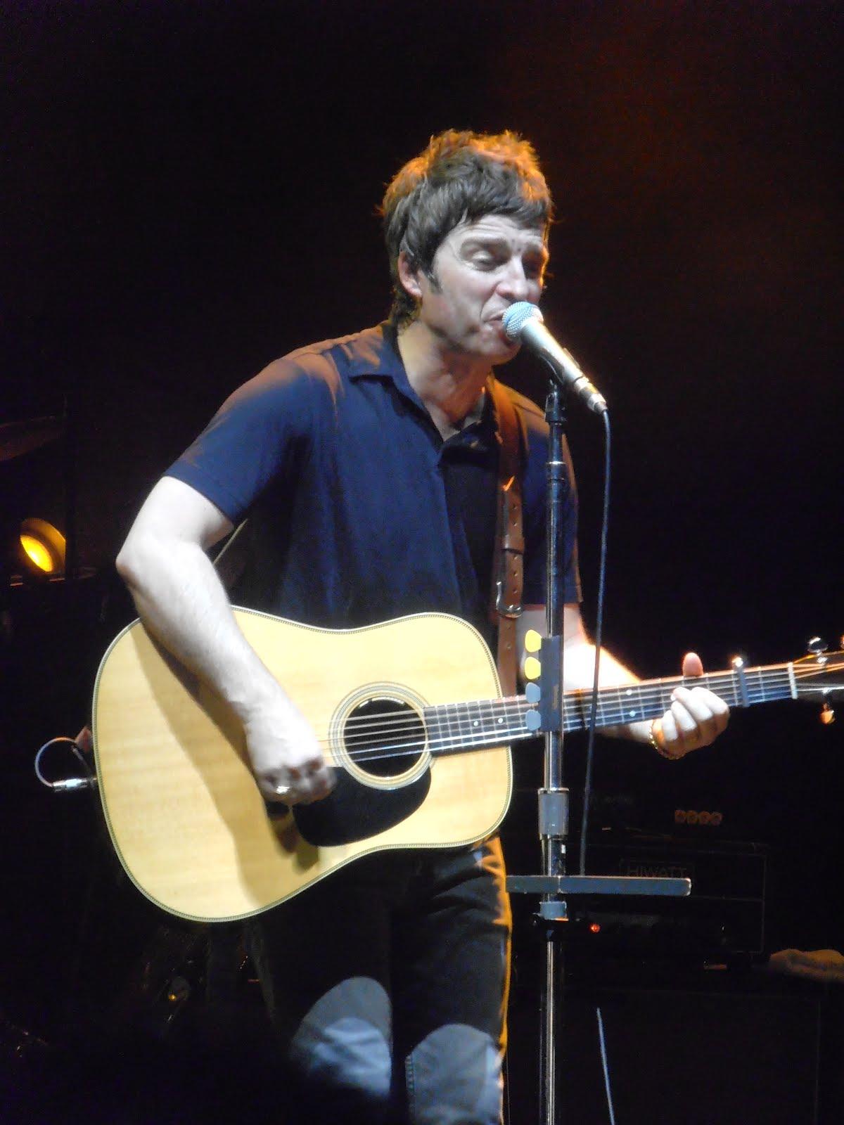Noel Gallagher Tour Canada