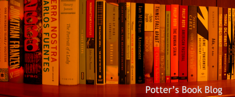 Potter&#39;s Book Blog