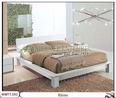 Tempat Tidur Minimalis Type Modern Rhino