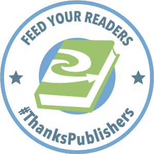 #ThanksPublishers  NetGalley!