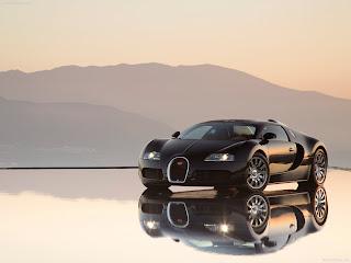 Bugatti Veyron 2009 Wallpaper