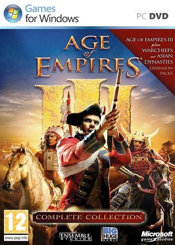 Age of Empires 3 Complete Collection PC Full Español