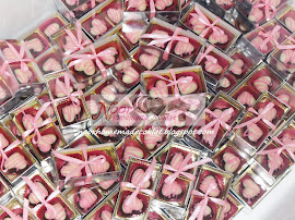 SET COKLAT in CAVITY BOX