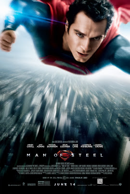 Man of Steel Movie 2013 poster