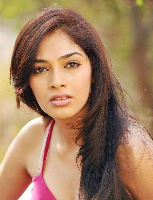 Rithika unseen gallery in red