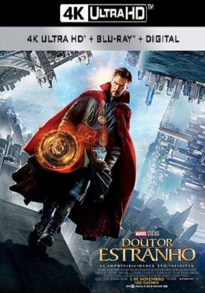 Filme Doutor Estranho 4K 2016 Torrent