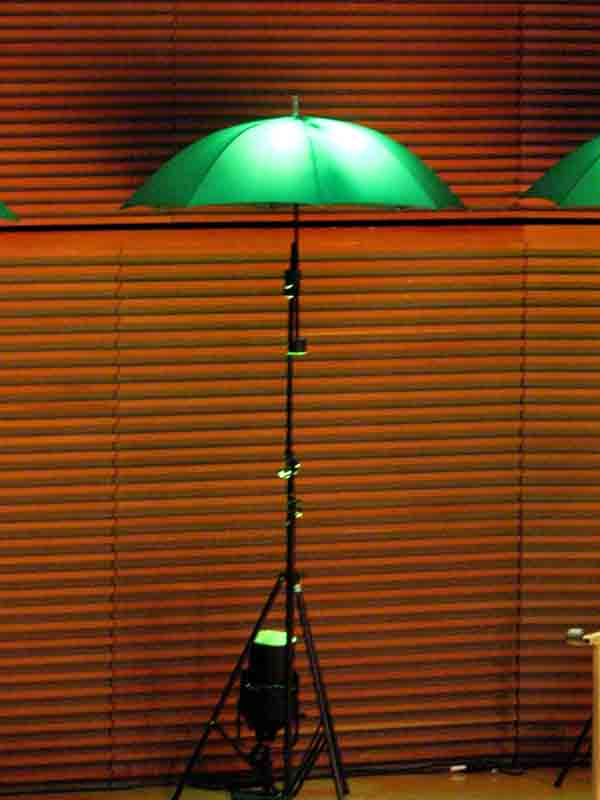 The Green Umbrella - often a Los Angeles Composer-free zone