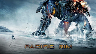 Pacific Rim 2013 3D Movie Monster Robot HD Wallpaper