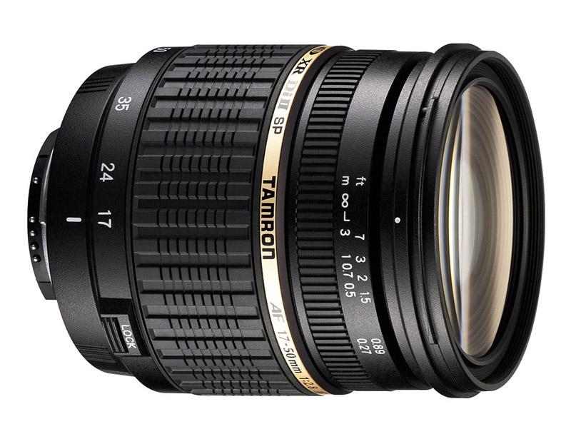obiettivo lense tamron 17-50 f2.8