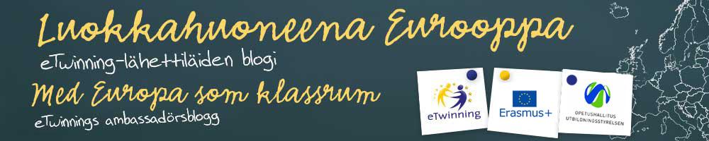 Luokkahuoneena Eurooppa - Med Europa som klassrum