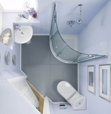 Bathroom Layout on Bathroom Design Ideas