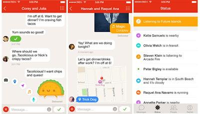 Download Path Talk Apk Android - Aplikasi Chatting Baru dari Path