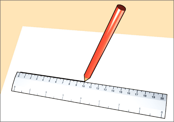 Drawing Lines With A Ruler Worksheet : Man cave authors july