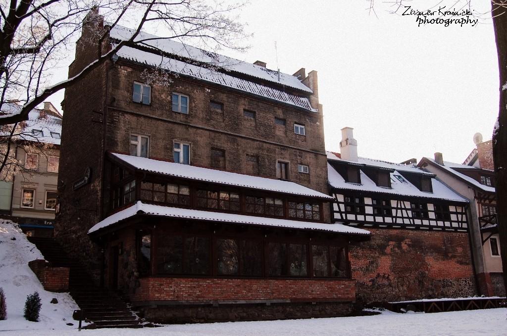Tu bywam: Kołłątaja i budynek architektów w Olsztynie