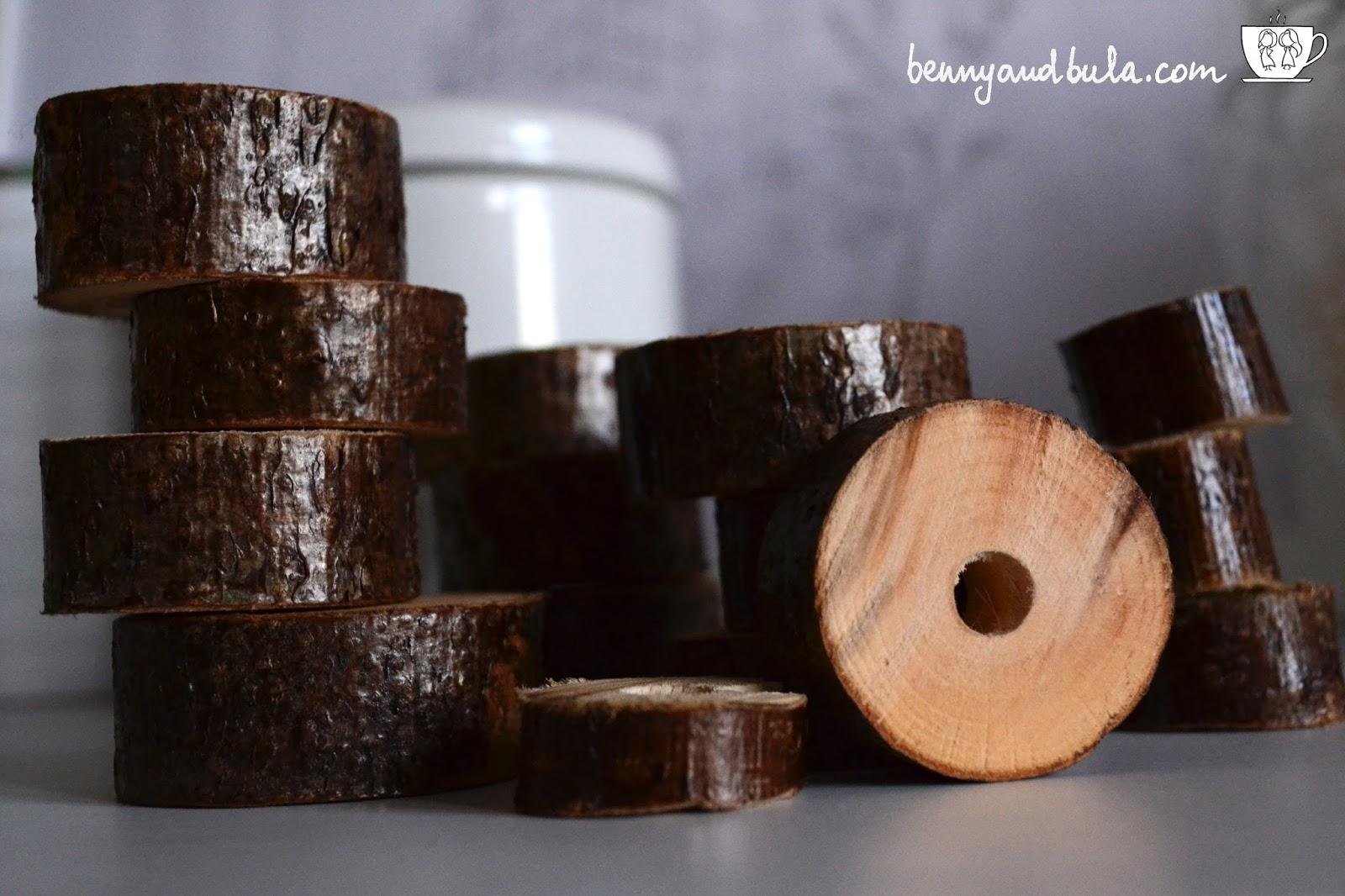 Benny bula 1 natale 2015 albero faidate diy christmas - Rami decorativi legno ...