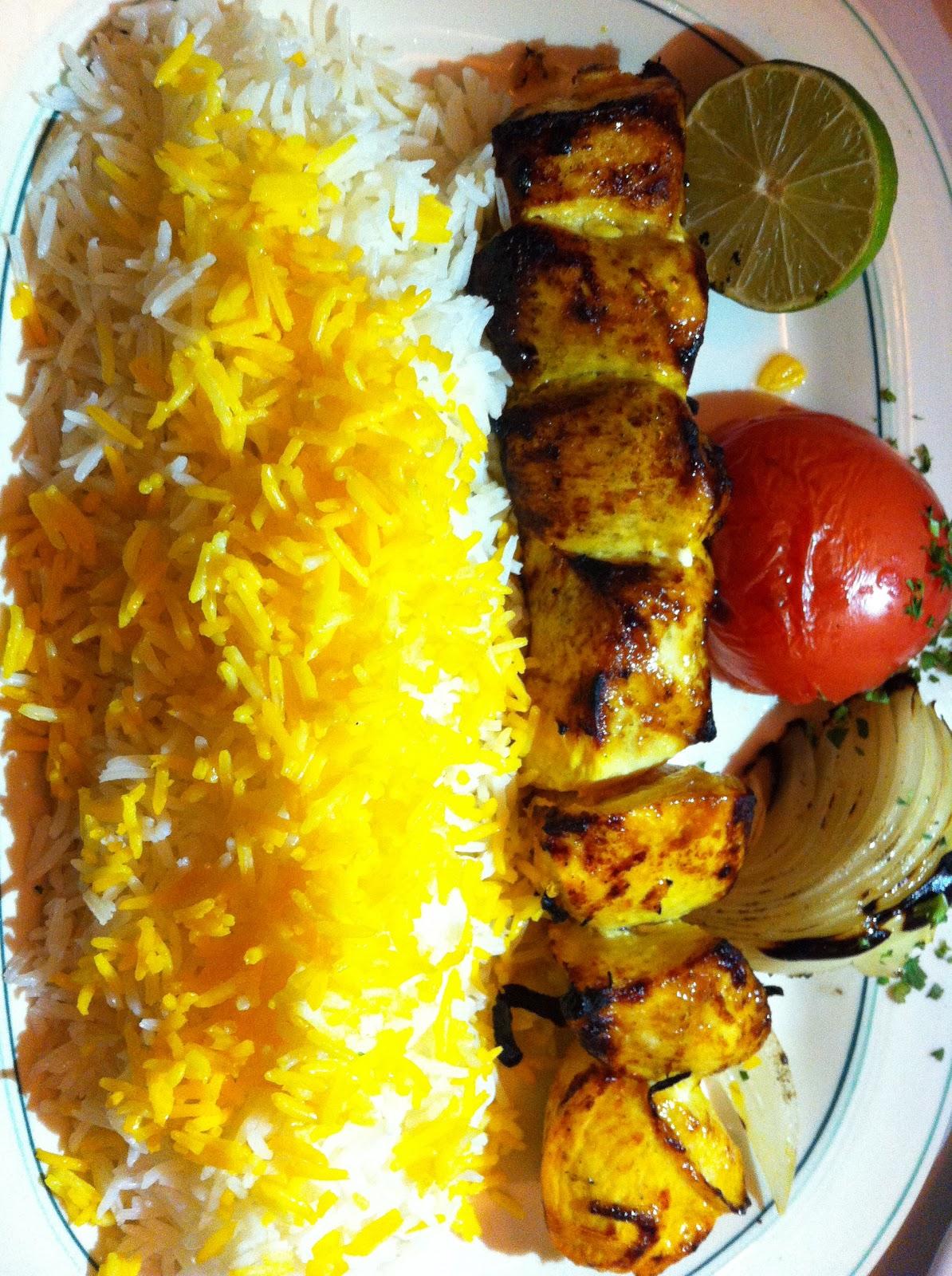 Best Persian Food